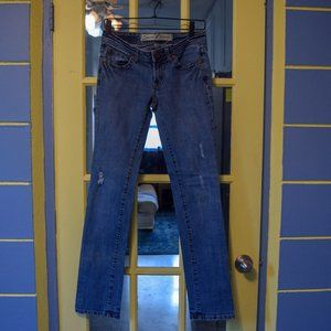 Seven7 jeans straight leg in EUC!